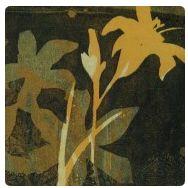 monotype floral print